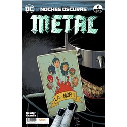 Noches oscuras: Metal num. 6