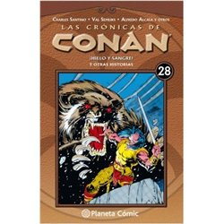Las crónicas de Conan nº 28/34