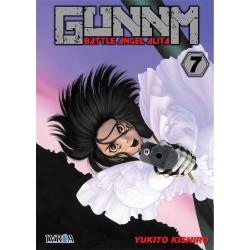 GUNNM (BATTLE ANGEL ALITA) 06