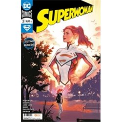 Superwoman núm. 03
