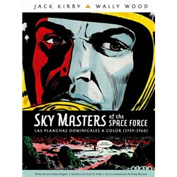 SKY MASTERS OF THE SPACE FORCE