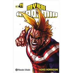 My Hero Academia nº 11
