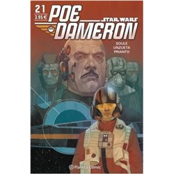 Star Wars Poe Dameron nº 21