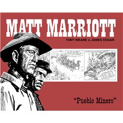 MATT MARRIOTT. PUEBLO MINERO