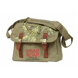 LANNISTER BOLSA TELA CANVAS GAME OF THRONES