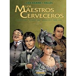 LOS MAESTROS CERVECEROS