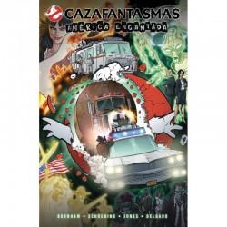 CAZAFANTASMAS 03. AMERICA ENCANTADA