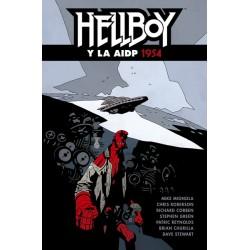 HELLBOY 22 HELLBOY Y LA AIDP 1954