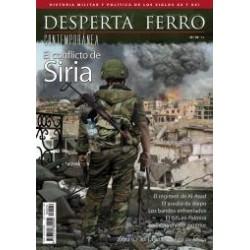 Despeta Ferro Contemporánea Nº29: El conflicto de Siria