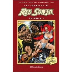Crónicas de Red Sonja nº 01/04