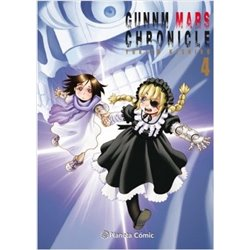 Gunnm Alita Mars Chronicle nº 04/05