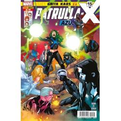 LA PATRULLA-X AZUL 15