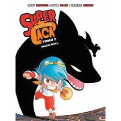 SUPER CACA 03: EL TEMPLO DE SETH