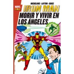 IRON MAN: MORIR Y VIVIR EN LOS ANGELES (MARVEL GOLD)