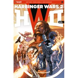 HARBINGER WARS 2: 1