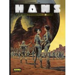 HANS. Edición integral 3