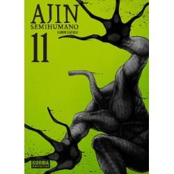 AJIN (SEMIHUMANO) 11
