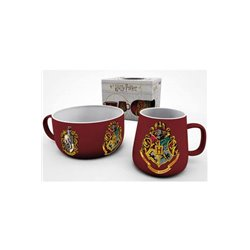 Harry Potter Pack Desayuno Crests