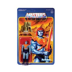 Masters of the Universe Figura ReAction Wave 4 Faker 10 cm