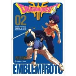 Dragon Quest Emblem Of Roto nº 02/15