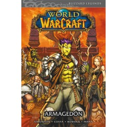 WORLD OF WARCRAFT. ARMAGEDON (COMIC)