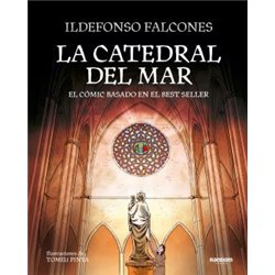 LA CATEDRAL DEL MAR- COMIC