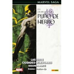 EL INMORTAL PUÑO DE HIERRO 03. LAS SIETE CIUDADES CELESTIALES SEGUNDA P (MARVEL SAGA 70)