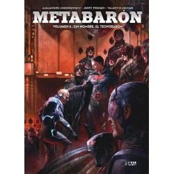 METABARON 06: SIN NOMBRE, EL TECNOBARON