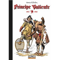 PRINCIPE VALIENTE 1947 - 1948