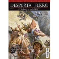 Desperta Ferro Antigua y Medieval nº51 Pirro (II) El ocaso del aventurero