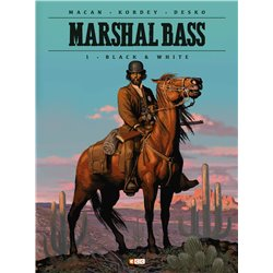 MARSHAL BASS: BLACK & WHITE