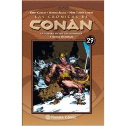 Las crónicas de Conan nº 29/34