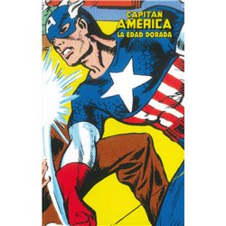 CAPITAN AMERICA LA EDAD DORADA (MARVEL LIMITED EDITION)