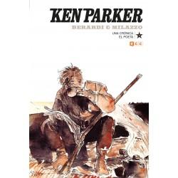 KEN PARKER NÚM. 19: UNA CRÓNICA/EL POETA