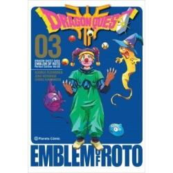 Dragon Quest Emblem Of Roto nº 03/15