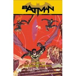 BATMAN DE TOM KING VOL. 02: LA NOCHE DE LOS HOMBRES MONSTRUO