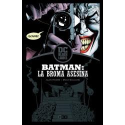 BATMAN: LA BROMA ASESINA - EDICIÓN DC BLACK LABEL