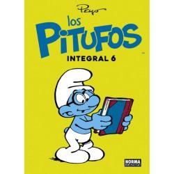 LOS PITUFOS INTEGRAL 06