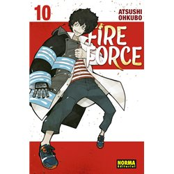 FIRE FORCE 10