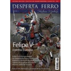 Desperta Ferro Historia Moderna nº39 - Felipe V contra Europa