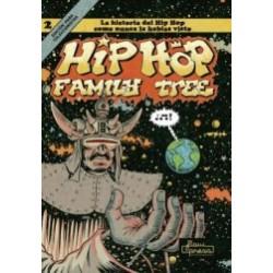 Hip Hop Family Tree 2