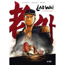 LAO WAI 01. LA GUERRA DEL OPIO