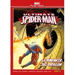 MARVEL FIRST LEVEL 13: ULTIMATE SPIDERMAN: LA AMENAZA DEL DRAGON
