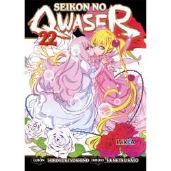 SEIKON NO QWASER 22 (COMIC)