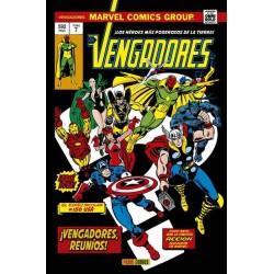 LOS VENGADORES 07. ¡VENGADORES REUNIOS! (MARVEL GOLD)