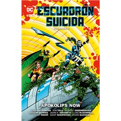 ESCUADRÓN SUICIDA VOL. 05: APOKOLIPS NOW