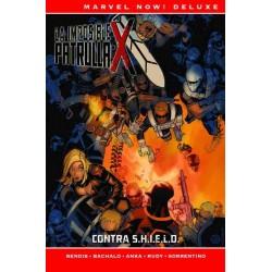 LA PATRULLA-X DE BRIAN MICHAEL BENDIS 05: CONTRA S.H.I.E.L.D. (MARVEL NOW! DELUXE)