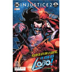 INJUSTICE: GODS AMONG US NÚM. 74/ 16