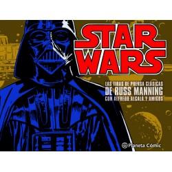 Star Wars Tiras de prensa de Russ Manning nº 01/03