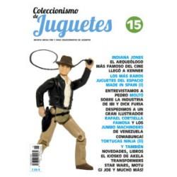 COLECCIONISMO DE JUGUETES Nº15 (Junio 2019)
